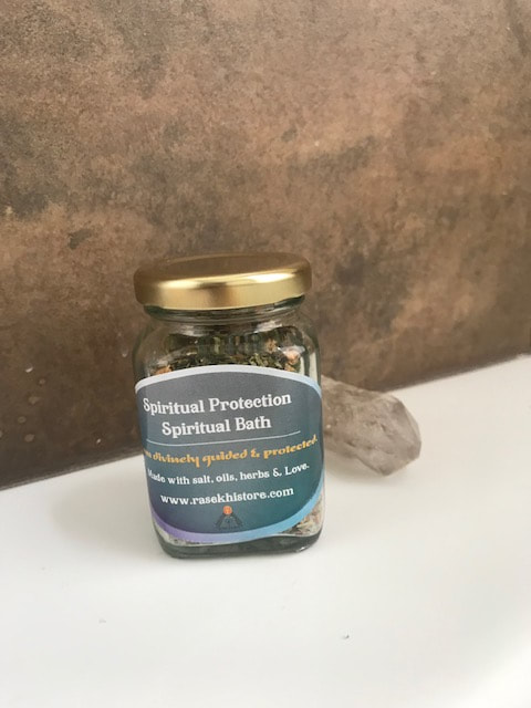 Spiritual Protection Spiritual Bath