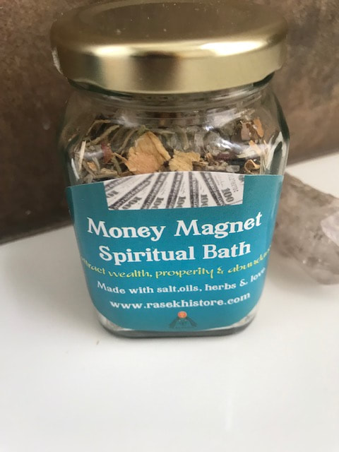 Money Magnet Spiritual Bath